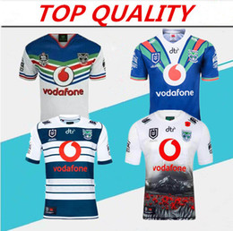 0ac21e8d 2019 2020 Auckland Warriors rugby jerseys 18 19 20 top quality 9S men rugby shirts  NZ Warriors shirts free shipping