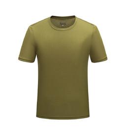 Argentina Nuevo producto de secado rápido, tenis de manga corta, que absorbe la humedad, camiseta para hombres y mujeres Suministro