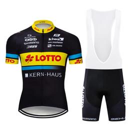 Лото шорты онлайн-Lotto 2019 Велоспорт Мужская одежда Одежда для велосипеда Дышащий Mtb Одежда для велосипедов с коротким рукавом Quick Dry Велоспорт Джерси Наборы 122901y