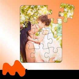 2019 montessori giocattoli anno vecchio Carta trasferimento termico Puzzle perlescente Bardian FAI DA TE Custom Made Photo Puzzle stampabile Creative Firm Antiusura Factory Direct 1 78mh I1