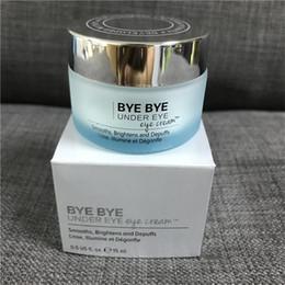 La crème de qualité supérieure bye bye sous les yeux lisse et éclaircit et rend la peau plus douce et plus douce. Lisse illumine et Degonfle 15ml sans DHL ? partir de fabricateur