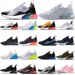 2019 nike air max 270 running shoes новые резиновые повседневные кроссовки с подушками и демпфированием 27C OG Mesh Дышащие демпфирующие кроссовки supplier mesh athletic shoes от Поставщики сетчатые спортивные туфли