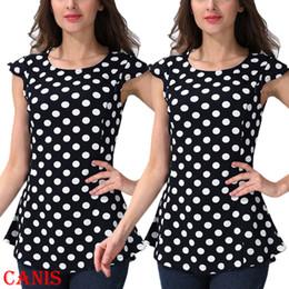 roupas de moda para grávidas Desconto Moda Maternidade Grávida Roupas De Enfermagem Tops Mãe Amamentação T-Shirt Top