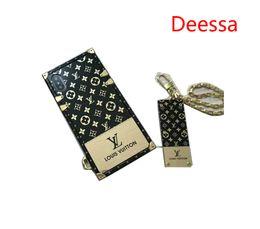 19SS Дизайнерский чехол для телефона для IphoneXSMAX XR XS 7P / 8P Iphone7 / 8 Iphone6 / 6sP 6 / 6s Модный бренд Полный чехол Роскошный чехол для телефона с пряжкой для ключей от