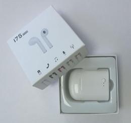 Argentina I7s TWS Auricular inalámbrico Bluetooth Auricular estéreo Auricular con caja de carga Micrófono Toda tableta Bluetooth para Xiaomi iPhone Samsung LG Suministro