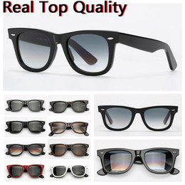 Deutschland Sonnenbrillen Top-Qualität Designer Männer Frauen die meisten klassischen Sonnenbrillen Acetat Rahmen Echtglas Linsen original Ledertasche, Box, Barcode-Aufkleber! Versorgung