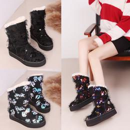 737b8a8756a pisos acolchados Rebajas Martens mujeres botas largas mujer nieve bota  zapatos de invierno mediados de 2018