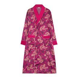 Pijamas cortos de dos piezas de seda online-Pijama, traje de bata Pijamas de seda, hombres Pantalones cortos, camisones Camisas de dormir Servicio a domicilio Juego de dos piezas, sala de dormir