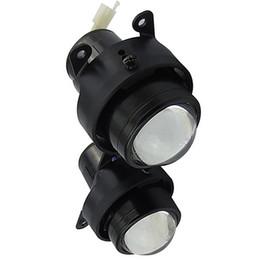 Luzes opel on-line-O amortecedor dianteiro alto baixo feixe lente esporte levou halogênio escondido h9 h11 bulbo nevoeiro acende titular para OPEL VECTRA 2005 2008