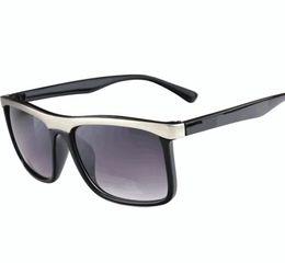 Lente sexy on-line-HOT Sexy luxo UV400 óculos de sol para as mulheres black frame do metal oversized óculos de sol uv400 4 cores oculos preto gradiente lente óculos de sol