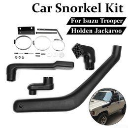 New Car Snorkel Kit ForFor Holden Jackaroo Isuzu Trooper Monterey 1997-2004  ABS Plastic Air Intakes Parts Set