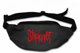 Slipknot Band Unisex fannypack Талия сумка Держатель телефона Регулируемый беговой ремень для езды на велосипеде, пеших прогулок, тренажерный зал, поясная сумка от