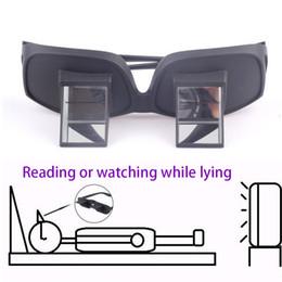 Óculos de Leitura E Assistindo na Cama Deitado Confortável para Spine Óculos Óculos Óptica Brinquedo de Presente para Homens Mulheres Presbiopia Miopia de