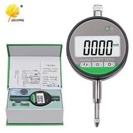 indicateurs numériques Promotion jauge indicateur IAL IP54 huile résistant à 0.001mm micrométrique électronique numérique micrométrique métrique / pouces 0-12.7mm /0.5\