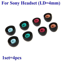 20pcs Large Replacement Hybrid Ear Tips Earbuds for Sony XBA MDR DR Series