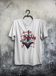 Homens stroker on-line-Top Vintage 90 s 1992 DRACULA filme camisa de Bram Stroker Top REPRINT Novas Mulheres Dos Homens Unisex Moda tshirt Frete Grátis Engraçado Legal