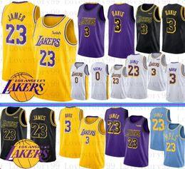 Maillots de kobe en Ligne-NCAA LeBron 23 James Anthony 3 Davis 2019 Meilleurs maillots 24 Kobe 8 Bryant 32 Johnson 2 Ballons Kyle 0 Kuzma 14 Ingram Hommes KIDS Basketball Jerseys