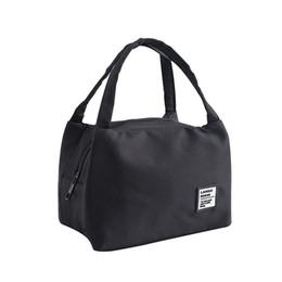 Canada 2019 Nouveaux sacs à lunch pour femmes enfants hommes enfants isolés boîte de toile fourre-tout sac refroidisseur thermique 220 Offre