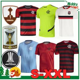 c9b6273bf0 camisa vermelha Desconto 19 20 flamengo jersey 2019 2020 Flamengo GUERRERO  DIEGO VINICIUS JR Camisas De
