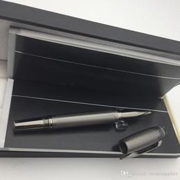 Canada Stylo à bille de luxe MB Stylo à bille StarWaker avec surfaces brossées et raccords revêtus de PVD, stylo à bille luxus monte - cadeau Offre