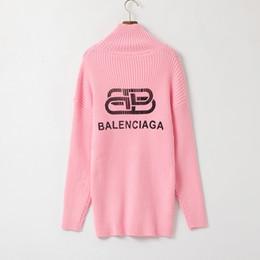 mulheres confortáveis suéter de cashmere Desconto todos Cashmere tecido tecido fio do núcleo de pelúcia textura parte superior do corpo é muito confortável cor de volta contraste carta elevador medusa homens mulheres Sweaters
