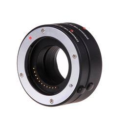 Canada Macro AF Extension de la focalisation automatique Tube DG 10mm, 16mm, Montage en anneau pour support M4 / 3 cheap auto focus macro extension Offre
