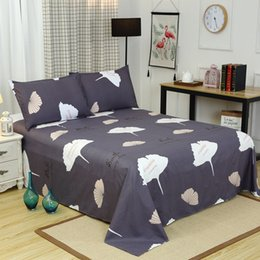 Burgundische bettwäsche setzt könig online-King-Size-Bettlaken mit Etui Einzel-Queen-Size-Bettbezüge aus Reaktiv gedruckt Flachbett Blatt Bettwäsche-Sets