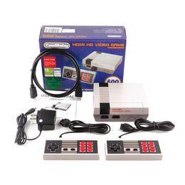 HDMI Mini Classic TV Game Consoles CoolBaby 600 модель видеоигры для N/E / S 600 HD Games Console день рождения Рождественский подарок горячая распродажа от