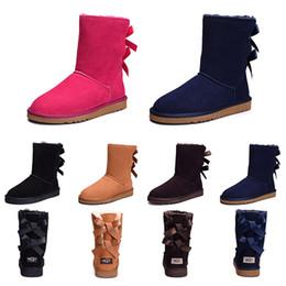 d78de311a botas de moda rosa para las niñas Rebajas UGG Venta caliente de Las Mujeres  de Invierno