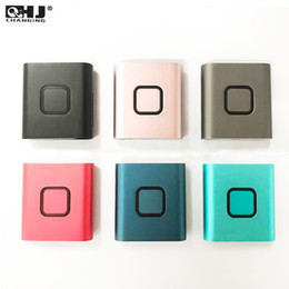 100% Original V-Mod II 900mAh 510 Tópico Vape Box Mod variável Magnetic Tensão Pré-aqueça bateria para Vazio Vape Pen Cartuchos de