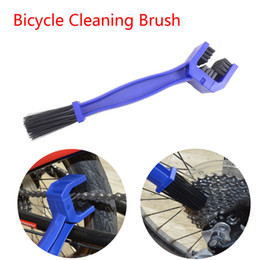 machine bikes Promo Codes - Portable Motorcycle Bicycle Chain Cleaner Bike Clean Machine Brushes Scrubber Wash Tool Mountain Cycling Motorcycle Cleaning