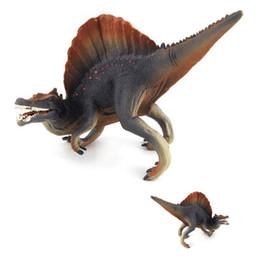 Argentina Simulación estática Plástico Modelo clásico Dinosaurio de simulación Southern Behemoth Emperador Dragón de cuello largo Dragón Jurásico Dinosaurio de juguete Suministro