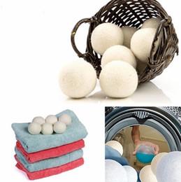 Balles de séchage en laine, un assouplissant de tissu naturel réutilisable de première qualité ? partir de fabricateur
