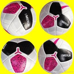 football première ligue Promotion nouveau club ligue 2019 2020 taille 5 ballon de football haute qualité beau match liga premer 19 20 ballons de football (expédier les ballons sans air)