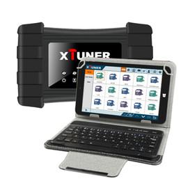 XTUNER T1 Scanner + Tablet für Hochleistungs-LKW SRS ABS DPF Zurücksetzen EGR Professionelle OBD2 Hochleistungs-LKW-Diagnosewerkzeug von Fabrikanten