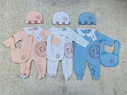 2019 menina de mamãe bebê algodão Moda Bebê Crianças Roupas De Grife Meninos Meninas Roupas Bonito Dos Desenhos Animados Do Bebê Romper Algodão De Alta Qualidade Uma Peça Macacão Roupas De Bebê Recém-nascido desconto menina de mamãe bebê algodão