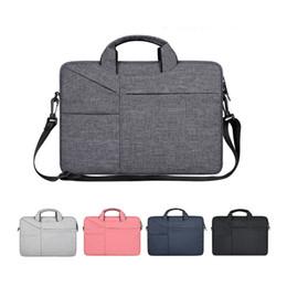Custodia per laptop15.6 pollici13.3-14.1-15.4-15.6 pollici, borsa per archivio multiuso per ufficio business, valigetta con una spalla, portatile o da un computer portatile fornitori