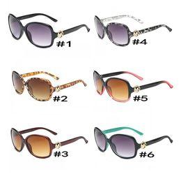 occhiali americani della ragazza Sconti 2019 American kor..brand occhiali da sole con logo donne grande telaio 8017 carattere occhiali da sole retro lusso designer occhiali eyewear ragazza