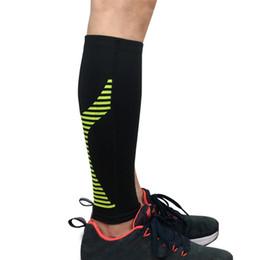 Hot 1pc di sport degli uomini delle donne più calde lunghe ghette di pastiglie Supporto Regolabile traspirante compressione esterna Autunno Inverno Leg termica da pattini di paintball fornitori