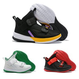 41c60920 Distribuidores de descuento Basketball Shoes Lebron Soldier ...