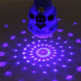 lustiges mikrofon Rabatt 2019 heißer Verkauf Lustige Beleuchtung Drahtloses Mikrofon Modell Geschenk Musik Karaoke Nette Hochwertige Kinder Mini Spielzeug Glow In The Dark Y