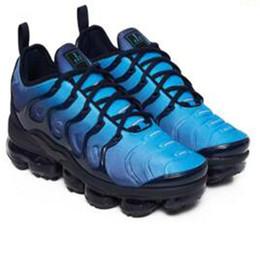 release date: c7e49 b3e43 2019 neueste TN Plus Schuh Grau In Metallic Herren Laufsport Designer Luxus  Schuhe Für Männer Großhandel Turnschuhe Marke Trainer günstig großhandel