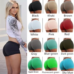Hot low cut hose online-12 Farben Frauen sexy hot pants Sommer Strand Shorts Quaste Ripped Side Lace Up Ausgeschnitten Ultra Low Waist Shorts S-XL