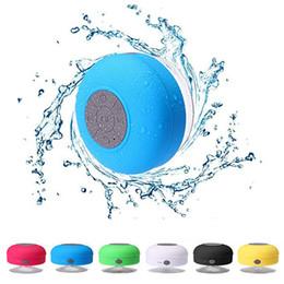 Su geçirmez Kablosuz Bluetooth Hoparlör Mini Taşınabilir Subwoofer Duş Hoparlörler Araba Akıllı Telefonlar Için Handsfree Çağrı Müzik ... nereden