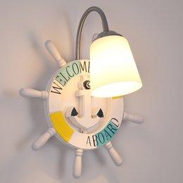 Enfants de bande dessinée lampe de mur Simple moderne chambre lampe de chevet Creative allée mur lumière étude salle de bains miroir lumière mur led luminaires ? partir de fabricateur