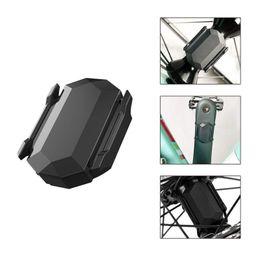 Sensor de código on-line-Mini À Prova D 'Água IPX7 Sensor de Velocidade Sem Fio Ao Ar Livre Bicicleta Velocímetro Bicicleta Código Tabela Sensor de Velocidade Bluetooth 4.0 Conexão # 738191