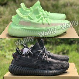 Canada Trouver des chaussures 350 v2, Source Kanye West 350 Sneaker EVA-Boosts Zebra Triple White V2 Argile True Form Hyperspace Statique Noir Rouge Oreo Vert Offre