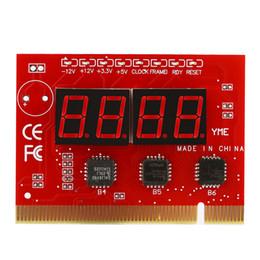 diagnóstico do analisador de pc Desconto W23 LCD PCI Computador PC Analyzer mãe Tester Diagnóstico LED de 4 dígitos ferramentas de análise de cartão de POST de diagnóstico do carro