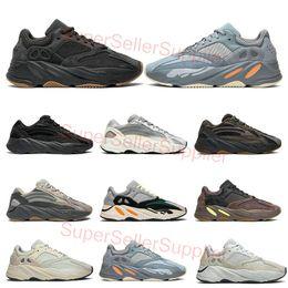 adidas yeezy 700 Kanye West Designer Shoes 700 Wave Runner 2020 Mauve Fest Grau Men Laufschuhe beste Qualität Kanye West
