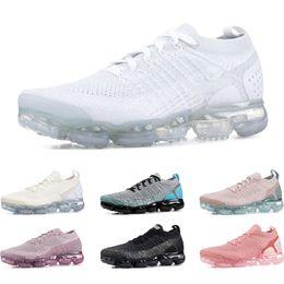 ruggine leggera Sconti Scarpe da corsa all'ingrosso per gli uomini delle donne Pure Platinum Light Cream Rust Rosa Blu Fury Red Orbit scarpe sportive sneaker scarpe da ginnastica taglia 36-45